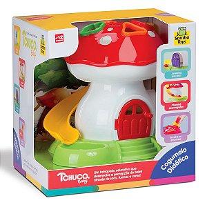 Cogumelo Didático 217 Samba Toys