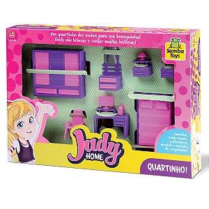 Judy Home Quartinho 401 Samba Toys