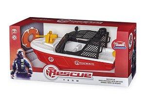 Barco de Resgate Rescue Team 470 Usual