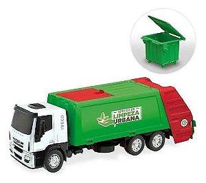 Caminhão Iveco Coletor Lixo Urbano 342 Usual