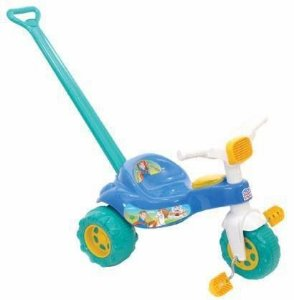 Triciclo Tico-Tico Príncipe 2231 Magic Toys
