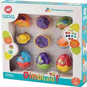 Brinquedo de Encaixe Dinohoo 861 Tateti Calesita