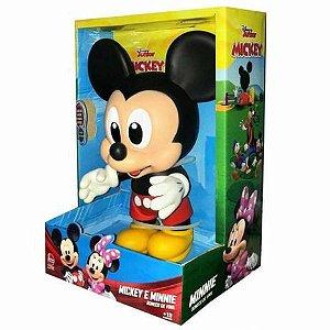 Boneco Vinil Mickey Baby 2724 Lider