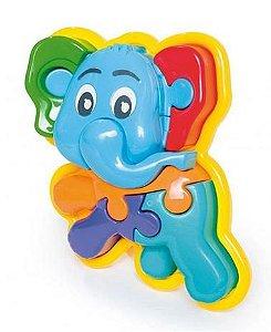 Animal Puzzle Elefante 856 - Tateti Calesita