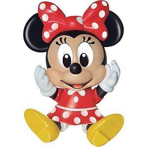Boneco Vinil Minnie Baby 2725 Lider