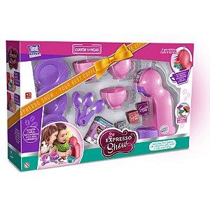 Kit Café Expresso Show 7650 Zuca Toys