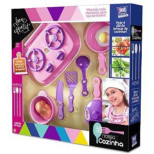 Nossa Cozinha Fogão 7663 Zuca Toys