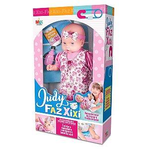Boneca Judy Faz Xixi 373 - Milk