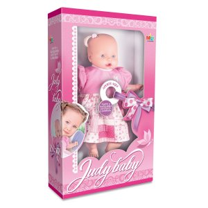 Boneca Judy Baby 370 Milk