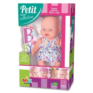 Boneca Petit New Collection 310 Milk