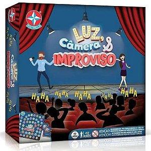 Jogo Luz, Câmera e Improviso 0134 Estrela