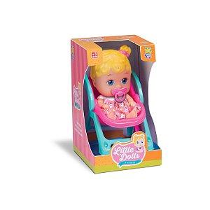 Boneca Little Dolls Passeio 8027 - Divertoys