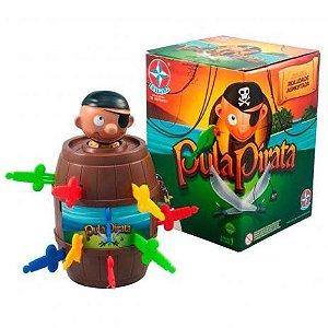 Jogo Pula Pirata 0027 Estrela