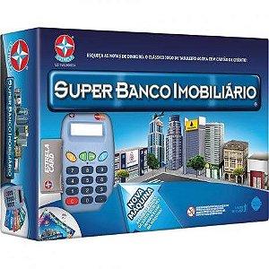 Jogo Super Banco Imobiliário 0034 Estrela