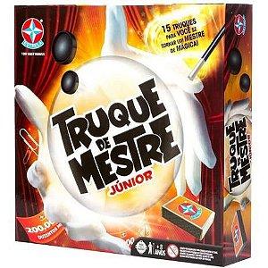 Jogo de Mágicas Truque de Mestre Júnior 0055 Estrela