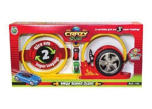 Crazy Streets Mega Speed Duplo 192 BS Toys