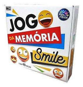 Jogo da Memória Smile 7270 Pais e Filhos