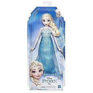 Boneca Elsa Frozen 30cm E0315 Hasbro