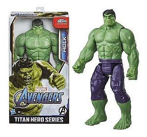 Boneco Hulk Avengers 30cm E7475 Hasbro
