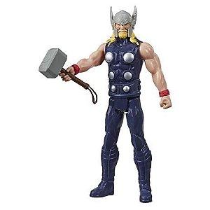 Boneco Thor Avengers 30cm E7879 Hasbro