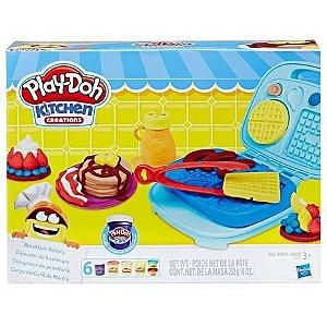Massa de Modelar Play-Doh Café da Manhã B9739 Hasbro