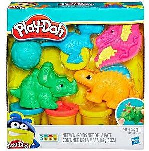 Masa de Modelar Play-Doh Dinossauros E1953 Hasbro