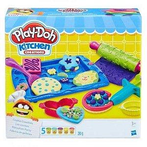 Massa de Modelar Play-Doh Biscoitos Divertidos B0307 Hasbro