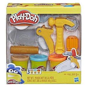 Massa de Modela Play-Doh Ferramentas E3565 Hasbro