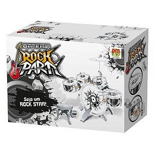 Bateria Infantil Rock Party DMT5366 DM Toys