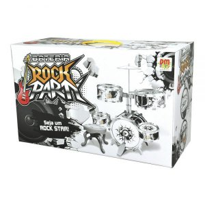 Bateria Rock Party DMT5367 DM Toys