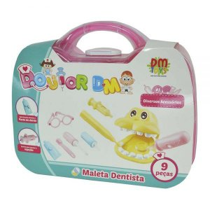 Maleta Dentista DMT5584 DM Toys