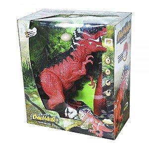 Dinossauro Põe Ovos DMT5400 DM Toys