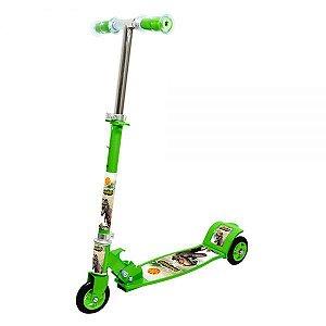 Patinete Radical New Top Verde DMR5667 DM Toys
