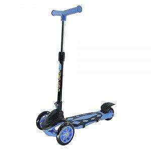 Patinete Radical Power Azul DMR5553 DM Toys