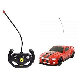 Carro Controle Remoto Sport Champion DMT5055 DM Toys