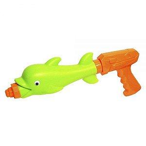 Lançador de Água Golfinho DMT5612 DM Toys