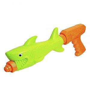 Lançador de Água Tubarão DMT5611 DM Toys