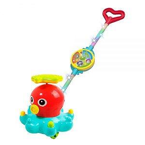 Empurra Baby Musical Polvo DMB5903 DM Toys
