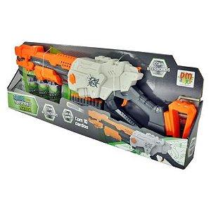 Lançador Shot Master DMT5651 DM Toys