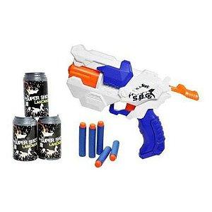 Lançador Shot  Supreme DMT5635 DM Toys