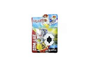 Pião Zip Zap com Luz DMT5388 DM Toys