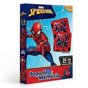 Jogo da Memória Homem Aranha 8016 Toyster