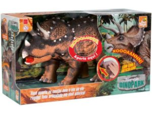 Triceratops com som 667 Bee Toys