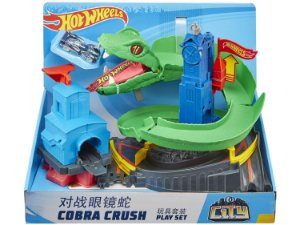 Hot Whells Ataque da Cobra FNB20 Mattel
