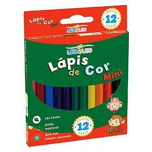 Lápis cor Leo & Leo mini 12 cores