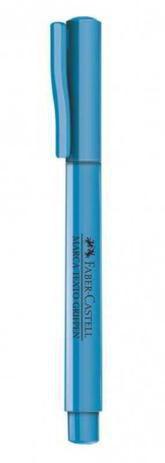 Marca Texto Faber Castell Azul