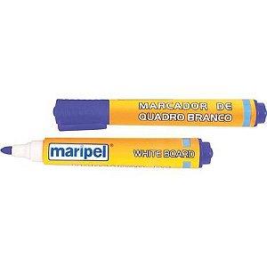 Marcador Quadro Branco Azul Maripel - Unidade