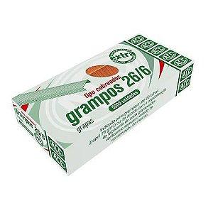 Grampo de Grampeador ACC 26/6 com 5.000
