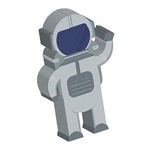 Borracha Escolar Astronauta Jocar
