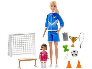 Barbie Futebol GLM47 Mattel